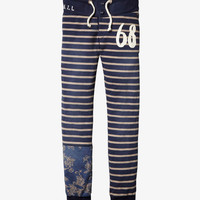 Scotch Shrunk Stripe Sweatpants - 1444-08.83501 - FINAL SALE