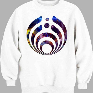 Bassnectar Galaxy Logo Sweater for Mens Sweater and Womens Sweater ***