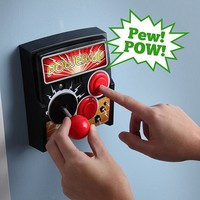 Power-Up Arcade Light Switch: Turn On The Lights With A Joystick