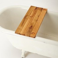Peg & Awl Vestige Bathtub Caddy in Neutral Size: One Size Vests