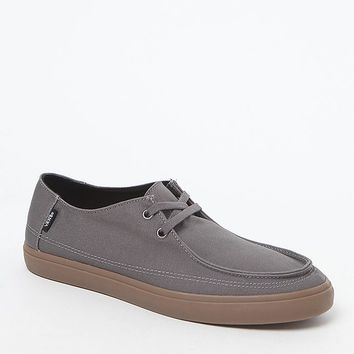 Vans Rata Vulc SF Gray Shoes - Mens Shoes - Pewter