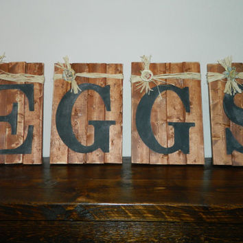 Decorative Distressed Plank Signs/Made to Order, distressed wood sign, country kitchen, rustic, personalized, handmade,