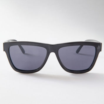 Le Spec Whaam! Sunglasses in Black