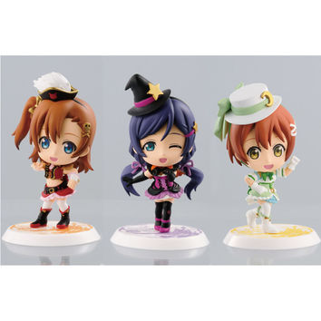 Chibi-Kyun Chara Love Live! Dancing Stars on Me Vol.1 [Pre-order]