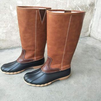 Tall Duck Boot - PreOrder