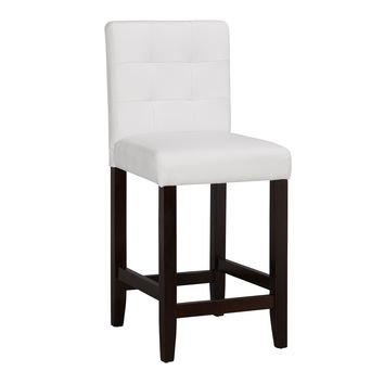 Lyon Parson 24-inch Counter Stool (Set of 2) | Overstock.com Shopping - The Best Deals on Bar Stools