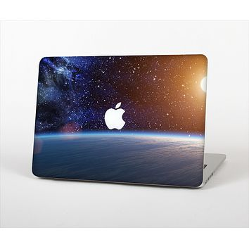 The Glowing Universe Sunrise Skin Set for the Apple MacBook Pro 13""