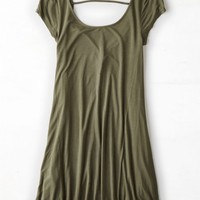 AEO Women's Swing Dress (Olive)