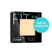 Base en polvo Fit Me!® Matte +Poreless