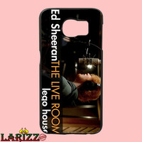ed sheeran the live roomfor iphone 4/4s/5/5s/5c/6/6+, Samsung S3/S4/S5/S6, iPad 2/3/4/Air/Mini, iPod 4/5, Samsung Note 3/4 Case *005*