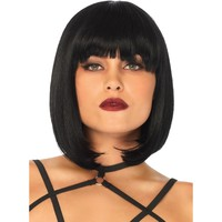 Short Natural Bob Wig Adult
