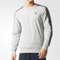 DCCKNY1Q Boys & Men Adidas Top Sweater Pullover