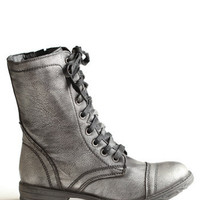 Stomping Ground Combat Boots - $82.00: ThreadSence, Women's Indie & Bohemian Clothing, Dresses, & Accessories