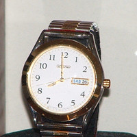 Pre-Owned Vintage Men's Seiko 7N43-9070 Date Casual Quartz Watch