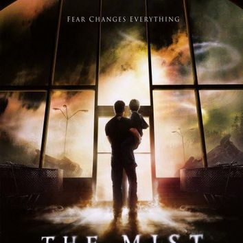 The Mist 27x40 Movie Poster (2007)
