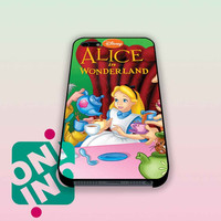Alice in wonderland cover iPhone Case Cover | iPhone 4s | iPhone 5s | iPhone 5c | iPhone 6 | iPhone 6 Plus | Samsung Galaxy S3 | Samsung Galaxy S4 | Samsung Galaxy S5