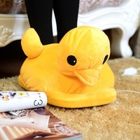 Cute Yellow Duck USB Warmer