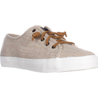 Sperry Top-Sider Seacoast Fashion Sneakers - Linen Natural