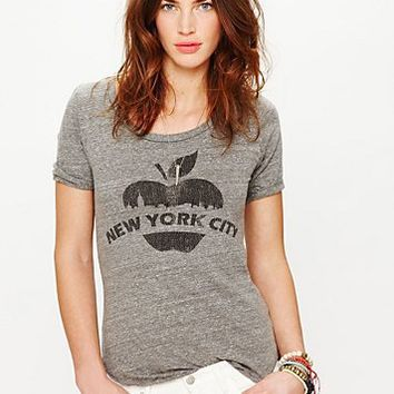Free People Big Apple NYC Tee