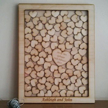 Wedding drop box, dropbox, wedding guest book, wooden guestbook, rustic guestbook, rustic wedding