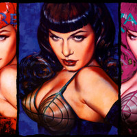 Bettie Page Poster at AllPosters.com