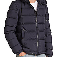 Burberry Brit - Basford Nylon Hooded Jacket - Saks Fifth Avenue Mobile