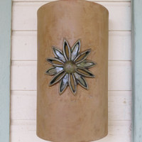 Exterior Ceramic Porch or Wall Light