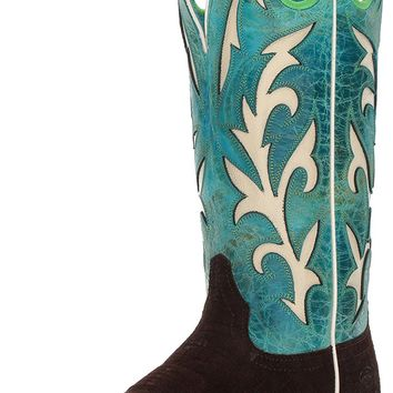 Ariat Women's Chute Out Western Cowboy Boot