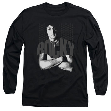 Adult Rocky/Shirt Long Sleeve