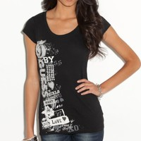 G by GUESS Viv Short Sleeve Shirt $15.00