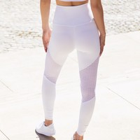 Free People High Rise Track Legging