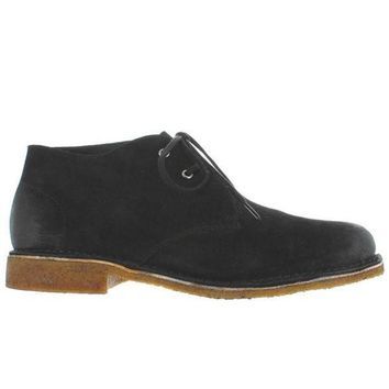 ONETOW Hush Puppies Norco - Black Suede Desert Boot