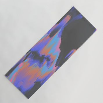 Dont Fret Yoga Mat by duckyb