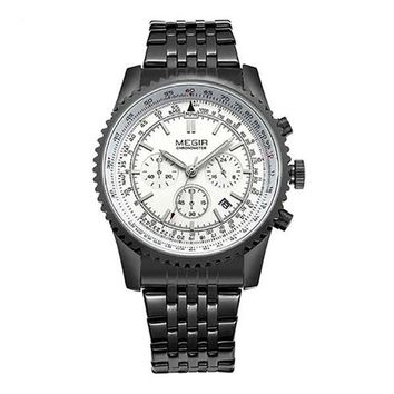 The Upscale Watch - Water Resistant