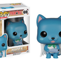 Fairy Tail - Happy Pop! Figure