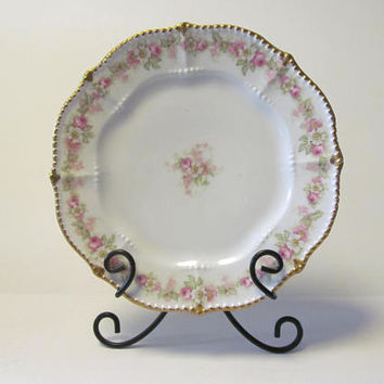 Limoges Plate Haviland Limoges Elite Works Limoges Plates French Country Decor Limoges Collector Plate