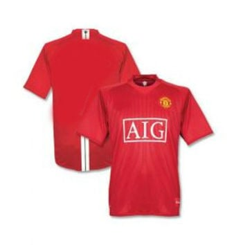 Manchester United Jersey Youth and Boys Sizes
