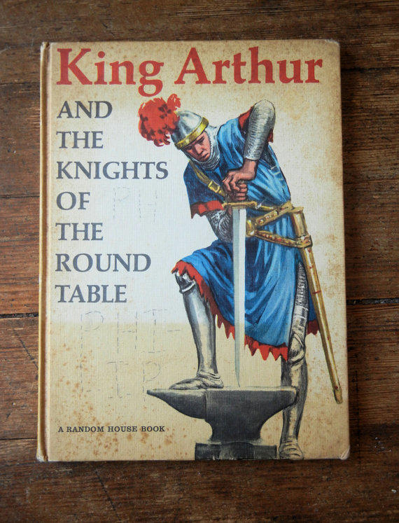 1954 king arthur and the knights of the from rubbersuit for 12 knights of the round table of king arthur