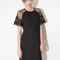 Coco Lace Sleeve Dress