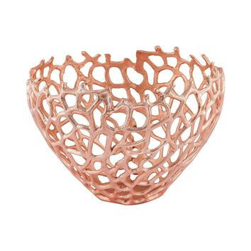 Eissee 10-Inch Bowl In Copper Copper