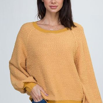 Bring The Sunshine Sweater