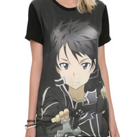 Sword Art Online Kirito Girls T-Shirt