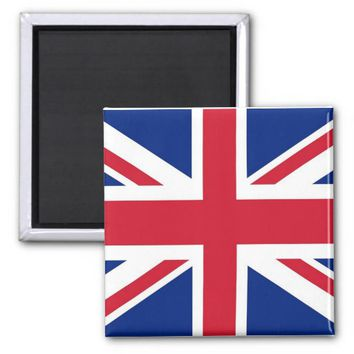 Magnet with Flag of the United Kingdom