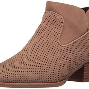 Women's Tricia Bootie Ankle Boot Via Spiga Leather lining cushioned insole