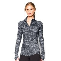 Under Armour Women's UA Fly Fast Printed  Zip