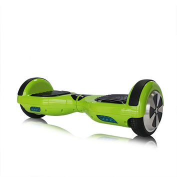 Green Mini Smart Self Balance Hoverboard