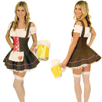 Cosplay Anime Cosplay Apparel Holloween Costume [9220294340]