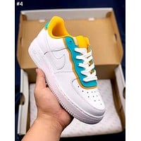NIKE AIR FORCE 1 tide brand men's and women's wild casual low-top shoes #4