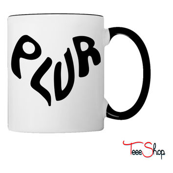 PLUR Coffee & Tea Mug