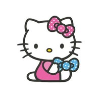 Hello Kitty® 3D Foam Wall Decals